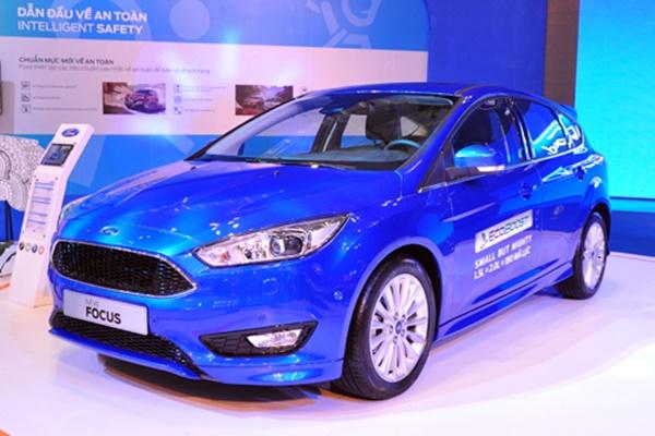 Những đánh giá Ford Focus 2016 khách quan và có sức nặng nhất 1