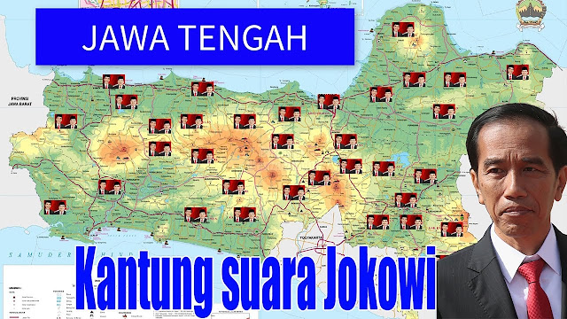PPP Akui Suara Jokowi di Jateng Mulai Tergerus