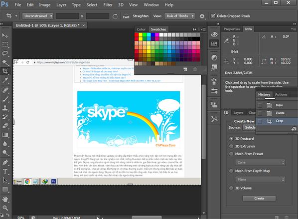 Photoshop CS6 Portable - Tải  Photoshop Portable miễn  phí a