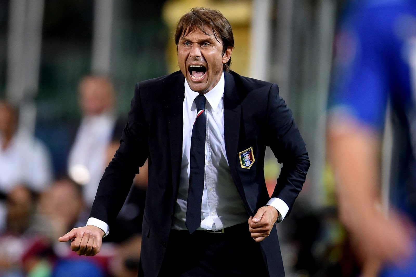 Conte Tolak Proposal Latih Real Madrid