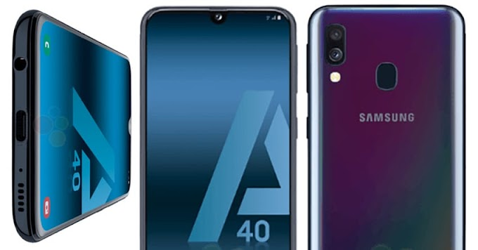Samsung Galaxy A40 Specifications, Price and Features
