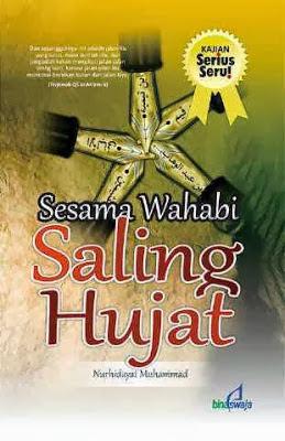 Jual Buku Sesama Wahabi Saling Hujat | Toko Buku Aswaja Makassar