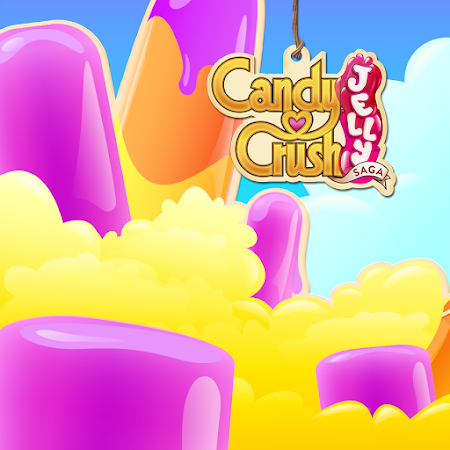 Candy Crush Jelly Saga Saga 181-200
