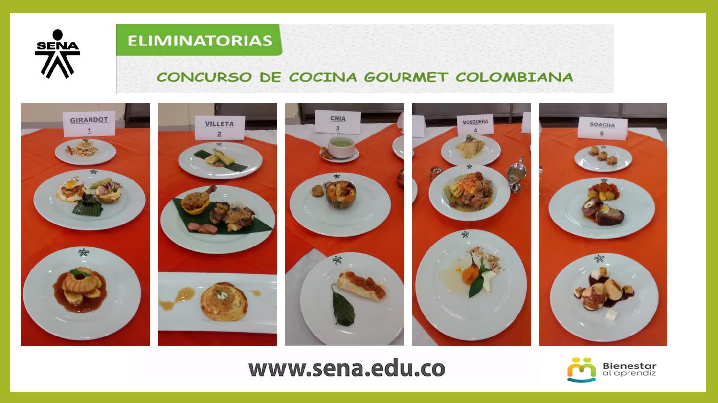 Sena mosquera cba bienestar al aprendiz resultados - Concurso de cocina ...