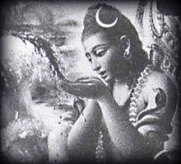 Lord Shiva Neel Kantha, Drinking Kaalkoot Vish, Halahal Vish produced during churning of ocean, samundra manthan, Chandra Sekhara astakam, Maha Mrituinjaya Shiva drinking the poision for saving all the creation