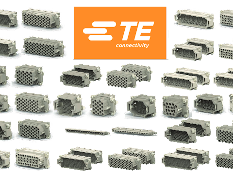 HEE & HEEE Series TE Industrian Connectors