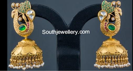 Gold Necklace Jewellerygold Jewellery By Khazana Indian Jewellery ...