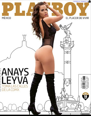 Anays Leyva - Playboy Mexico 2017 Junio (54 Fotos HQ)