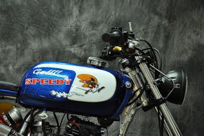 "Yamaha SR 250 ""Speedy"""