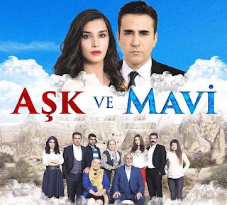 Presentation of the Aşk ve Mavi series ~ Love and Hate
