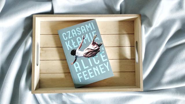 Recenzja: Czasami kłamię - Alice Feeney