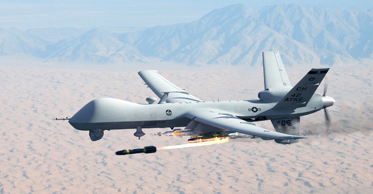 Weaponized Drones For Police Now Legal In North Dakota