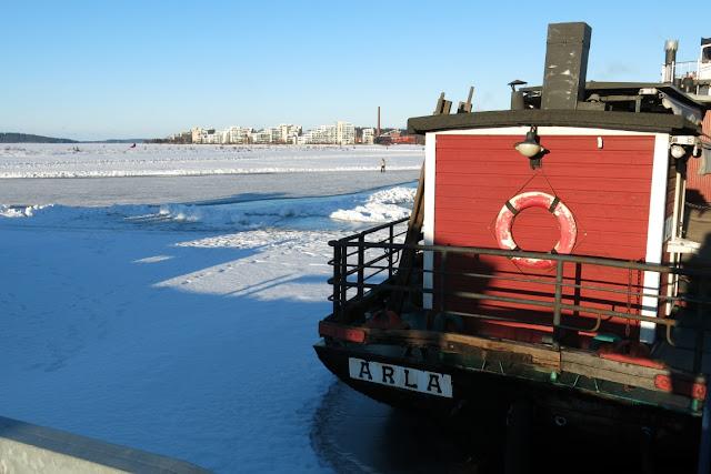 Arla, Lahti