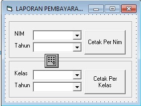download Coding Program Pembayaran SPP vb6