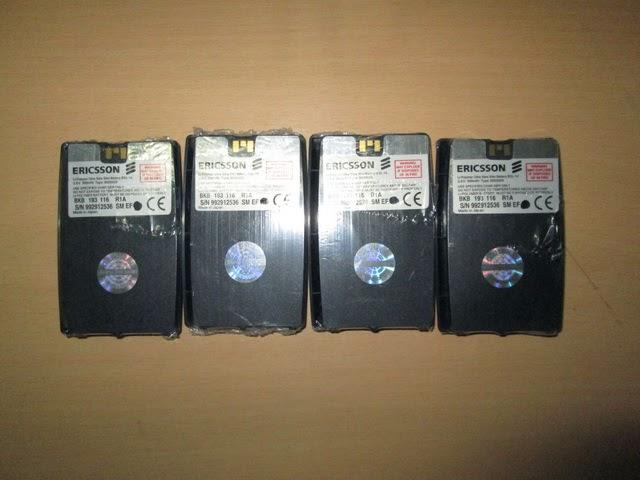 baterai Ericsson T28 jadul