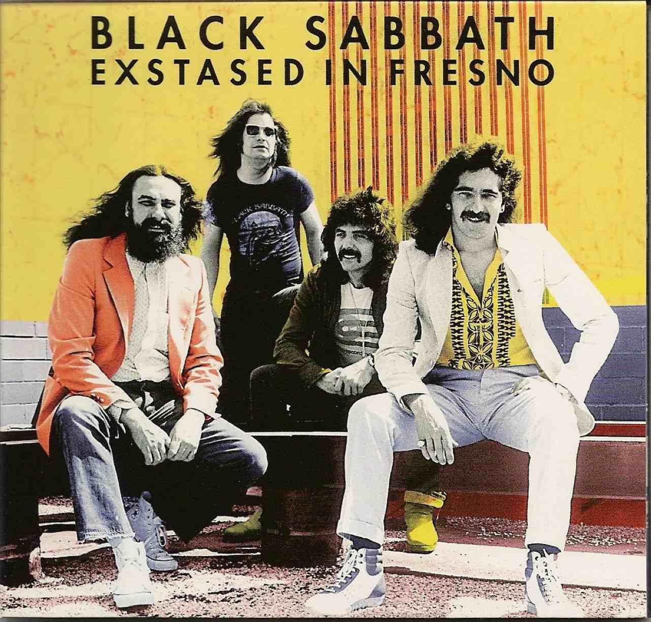 Black Sabbath Exstased In Fresno Selland Arena Fresno