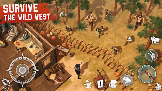 Westland Survival Mod Apk Screenshot