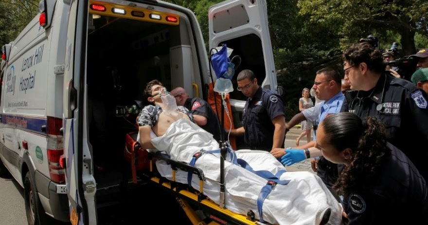 29 Injured in Bomb Blast, New York City