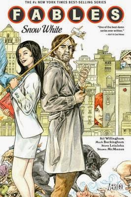 Snow White: Fables 19 by Bill Willingham