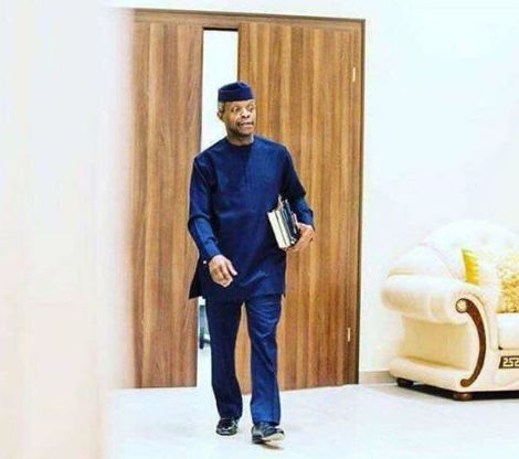 professor osibanjo yemi acting president of Nigeria clocks 60years today