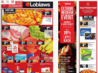 Loblaws flyer toronto valid June 29 to July 5, 2017