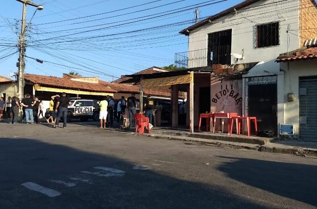 Três policiais são mortos no bairro Vila Manoel Sátiro, em Fortaleza