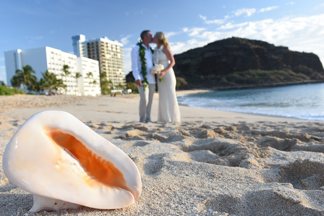 Makaha Wedding