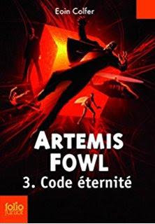 Artémis Fowl (Tome 3) de Eoin Colfer