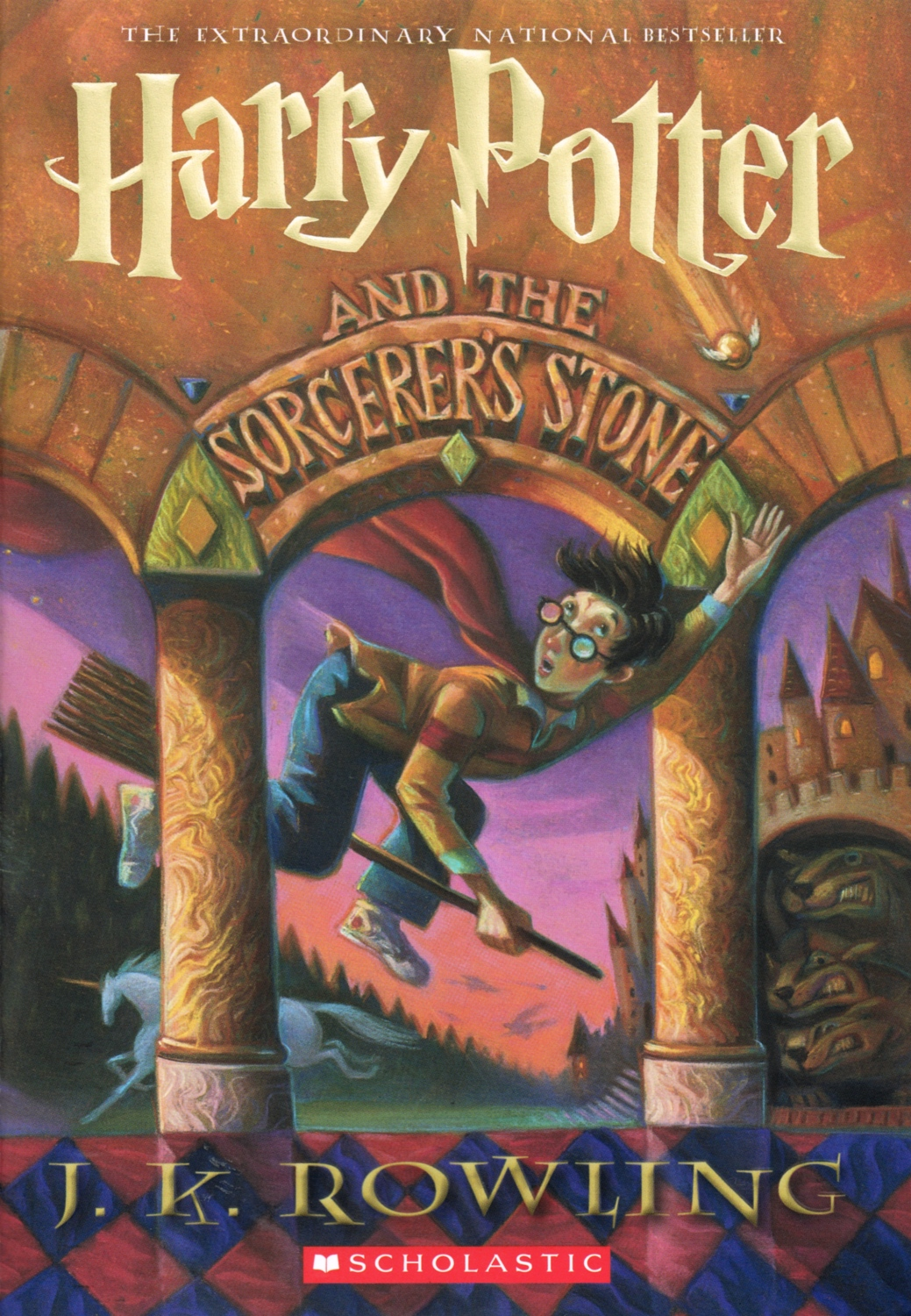 A Simple Love of Reading: Ban This! Harry Potter