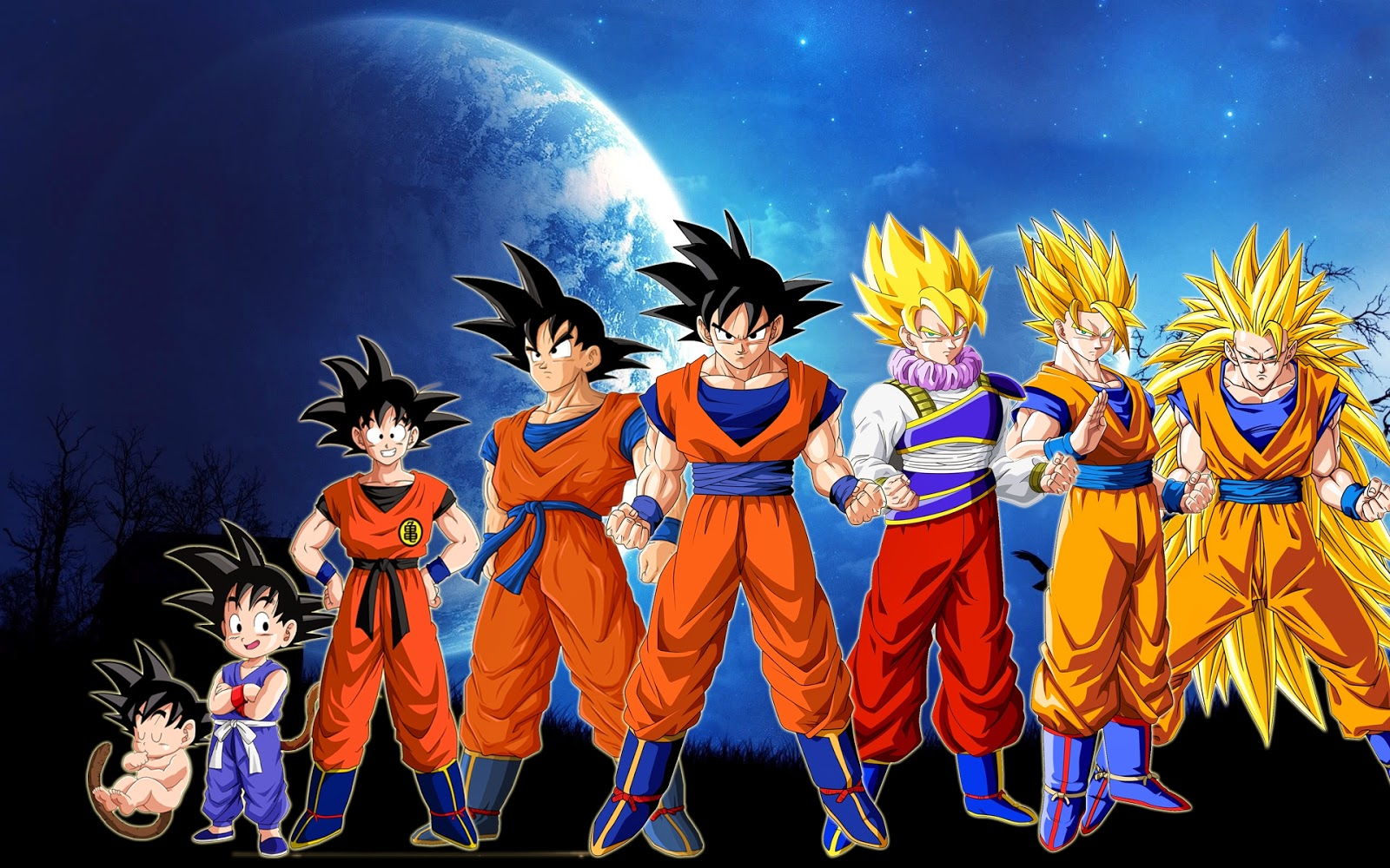 Kumpulan Wallpaper Dragon Ball