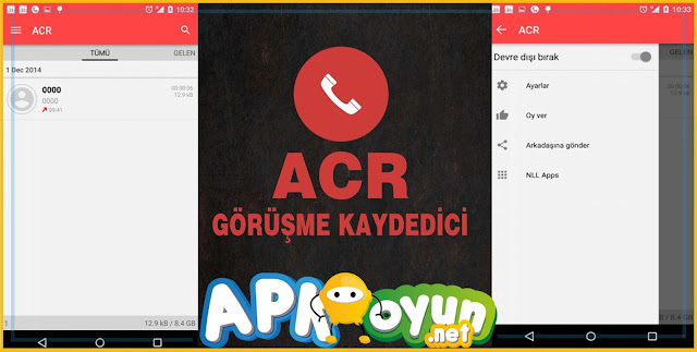 Görüşme-Kayıt-ACR-PRO-APK-ACR-Lisansı
