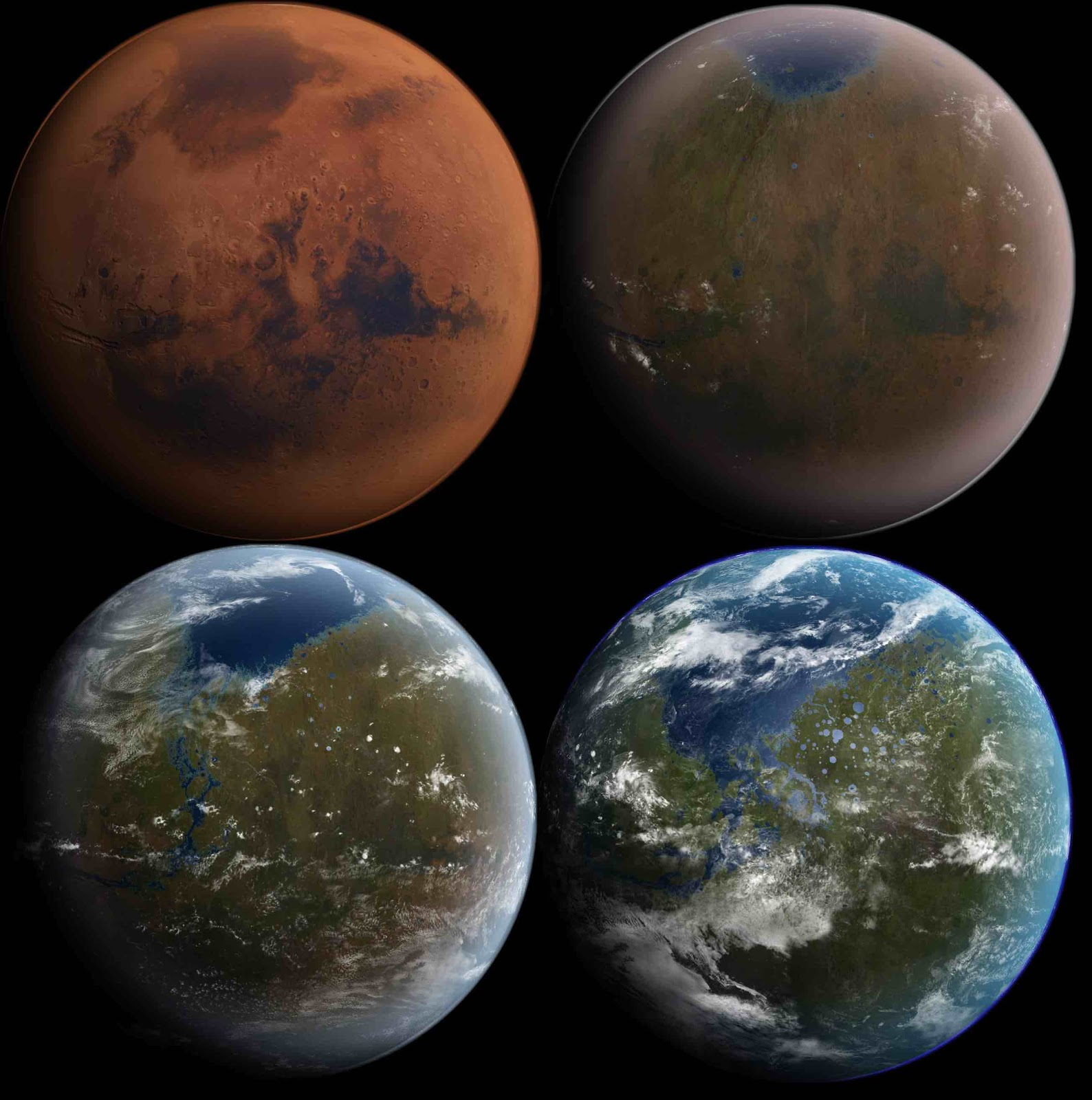 Mars Terraforming: Within 80 Days Elon Musk Should Reveal A Detailed Design