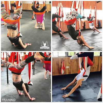 Yoga Aéreo, Aerial Yoga, Pilates Columpio, Air Yoga, Ecuador, Quito, Colombia , Bogota, Peru, Lima, Venezuela, Panama, Santiago de Chile, Caracas