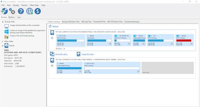 Cara Migrasi Sistem Operasi Linux ke SSD atau HDD Baru