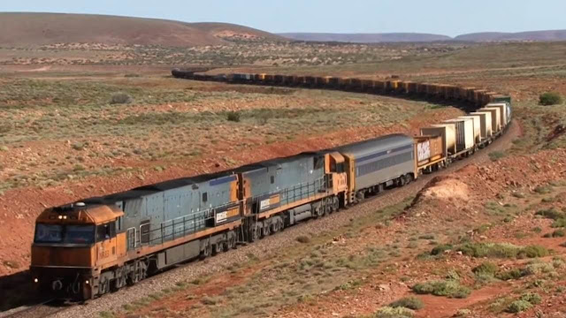 Australia The Seventh Largest Railway Network