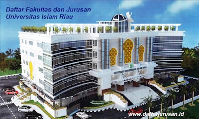 Daftar Fakultas dan Jurusan UIR Universitas Islam Riau Terbaru