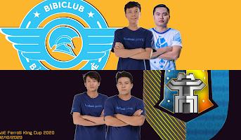BiBi, Tiểu Màn Thầu vs Vanelove, Xuân Thứ - AoE AoE Ferroli King Cup 2020
