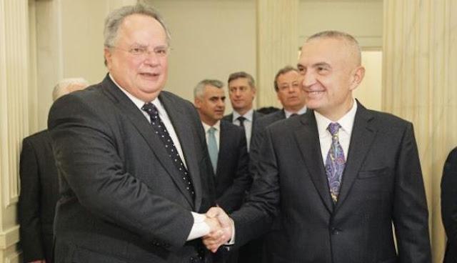 Θράσος από τον Αλβανό ΥΠ.ΕΞ.