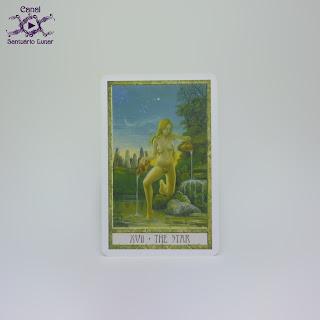 The Druid Craft Tarot - The Star