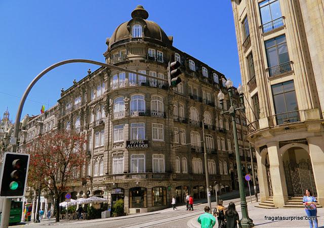Hotel Aliados, no Porto