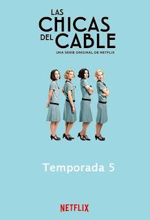 Las chicas del cable Temporada 5 audio español