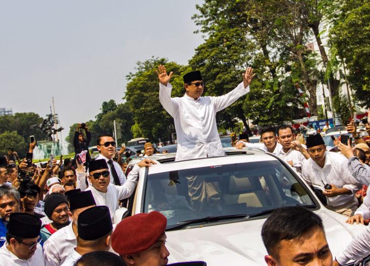 Shalat Jumat di Masjid, Prabowo Langgar Aturan Kampanye? Ini Penjelasan Bawaslu
