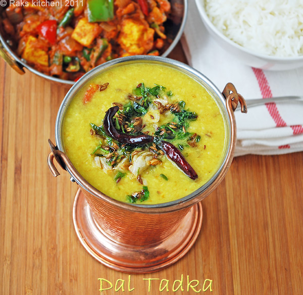 SIMPLE DAL TADKA RECIPE WITH MOONG DAL
