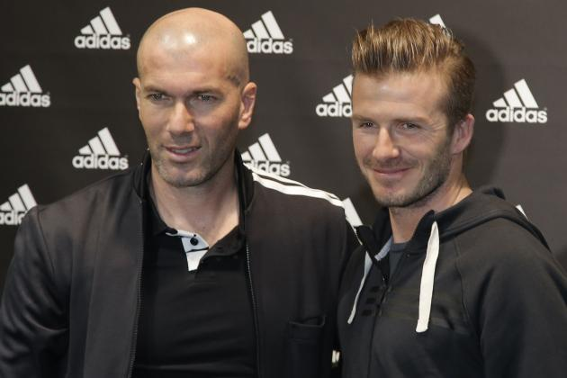 Zidane dan Beckham