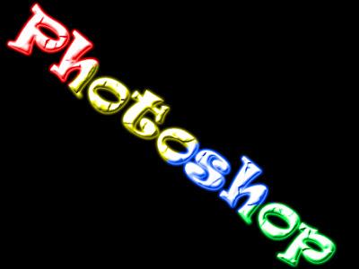 Membuat Teks Glow