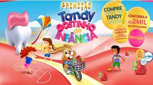 Promoção Tandy Gostinho de Infância