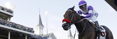 Preakness Stakes : Nyquist Favored for Second Jewel of the Triple Crown