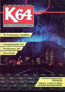 K64, Computación para todos