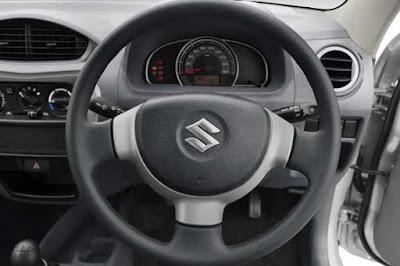 Maruti Suzuki Alto 800 Hatchback steering wheel pictures