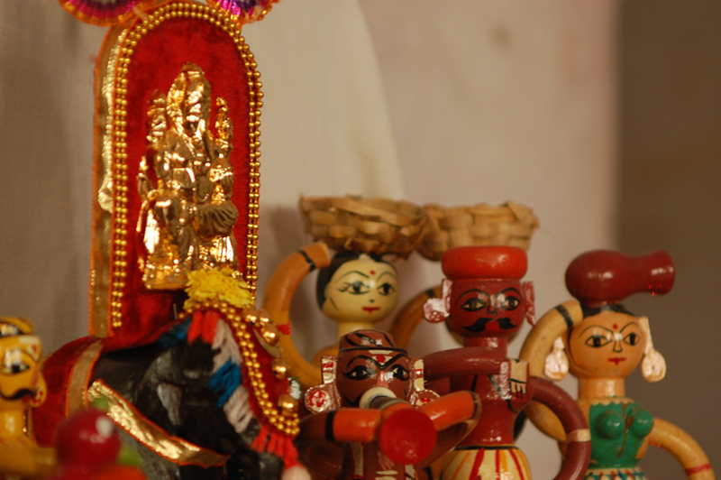 The Cultural Heritage Of India Festival Of Dolls During